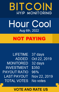 https://hourcool.com/?ref=mr7monitor monitoring by bitcoin-hyip-monitoring.com