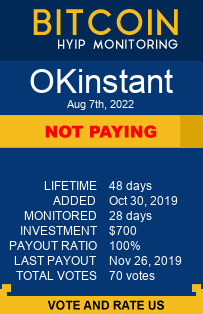 https://www.okinstant.com//?ref=hyipearning bitcoin-hyip-monitoring.com