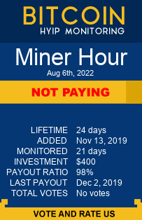 https://minerhour.biz//?ref=Invest-analysis bitcoin-hyip-monitoring.com