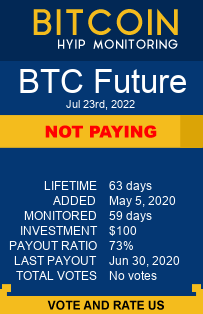 btcfuture.biz monitoring by bitcoin-hyip-monitoring.com