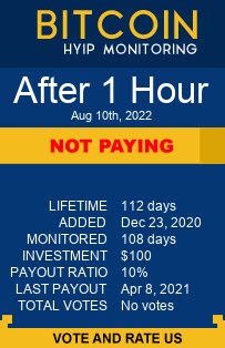 after1hour.com monitoring by bitcoin-hyip-monitoring.com